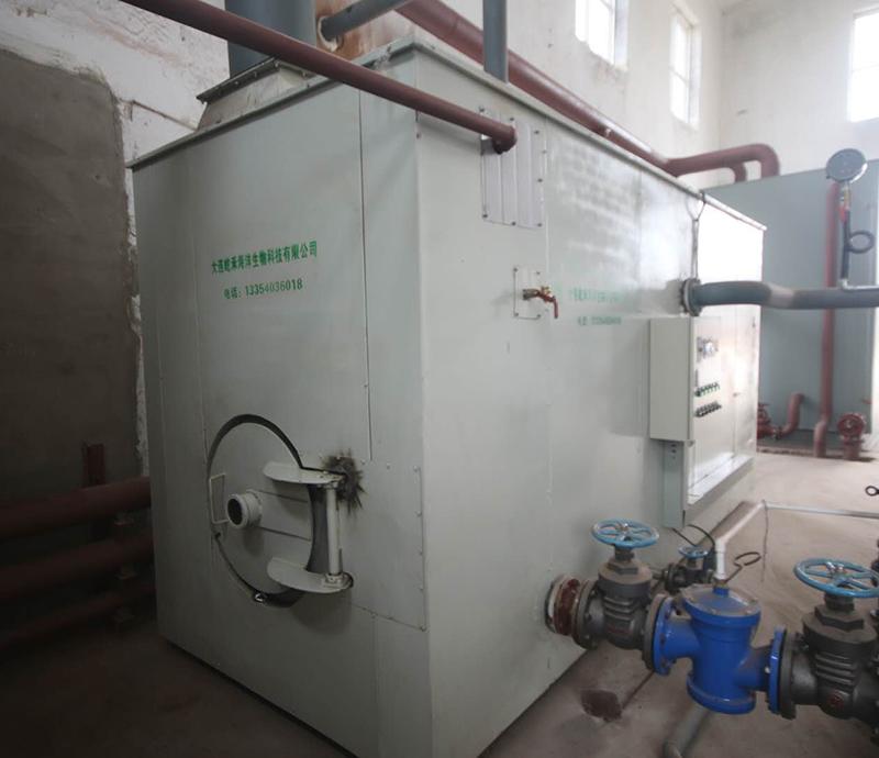 大连生物质热水锅炉