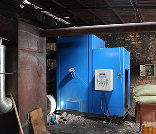 生物质热风炉