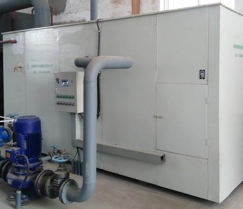 丹东生物质常压热水锅炉