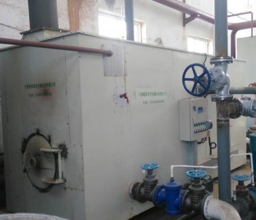 内蒙古生物质常压热水锅炉