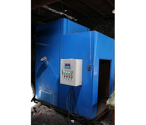 生物质热风炉保养