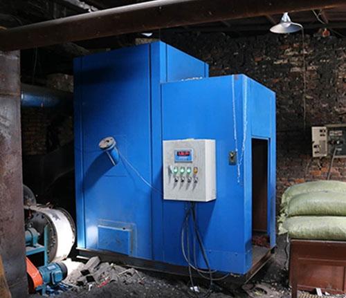 大连生物质热风炉