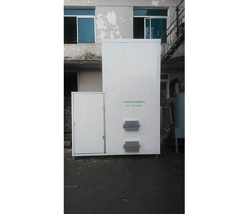 丹东生物质热风炉应用