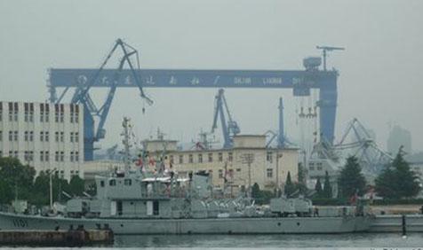 大连辽南船厂(旅顺4810工厂)